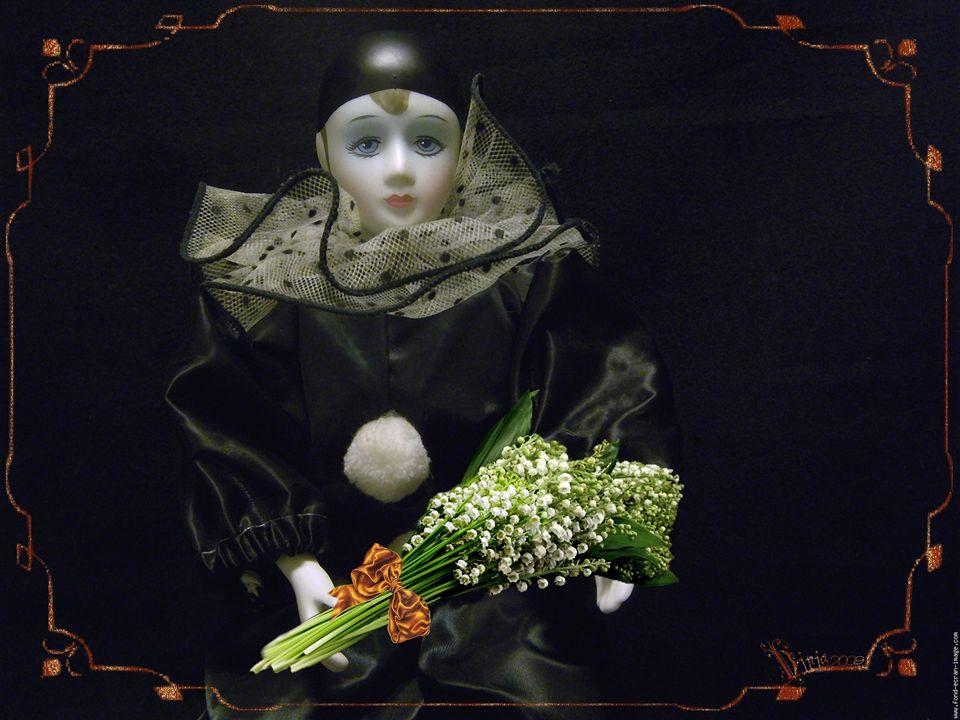 Voici pour toi les fleurs du Printemps Quelques brins de Bonheur Son destin sera entre tes mains Pour tapporter, chance sur ces longs chemins Cest bie