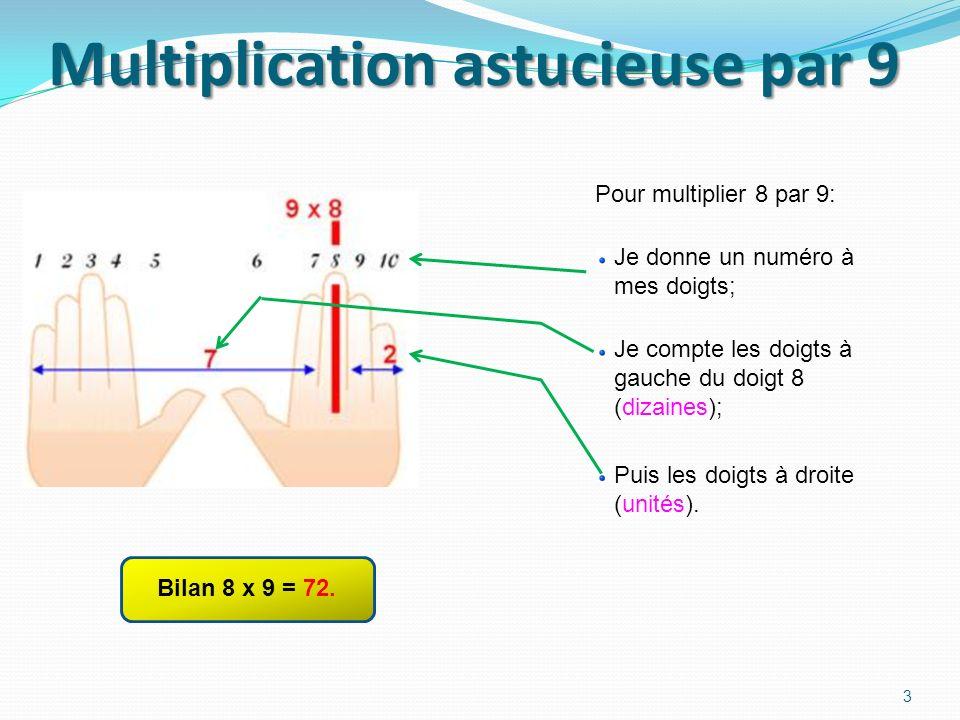 2 Énigmes calculs – Index Difficulté de compréhension de la solution et Résolution difficile, moyenne ou facile.