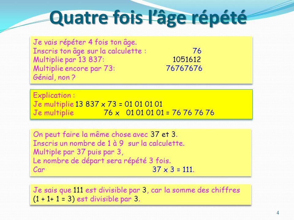 Multiplication astucieuse par 9 Pour multiplier 8 par 9: 3 Bilan 8 x 9 = 72. Je donne un numéro à mes doigts; Je compte les doigts à gauche du doigt 8