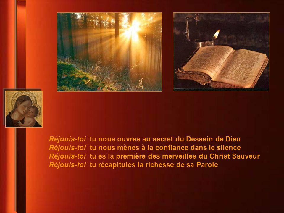 Pour comprendre ce mystère qui dépasse toute connaissance, la Vierge dit au Serviteur de Dieu : « Comment, dis-moi, me sera-t-il possible de donner na