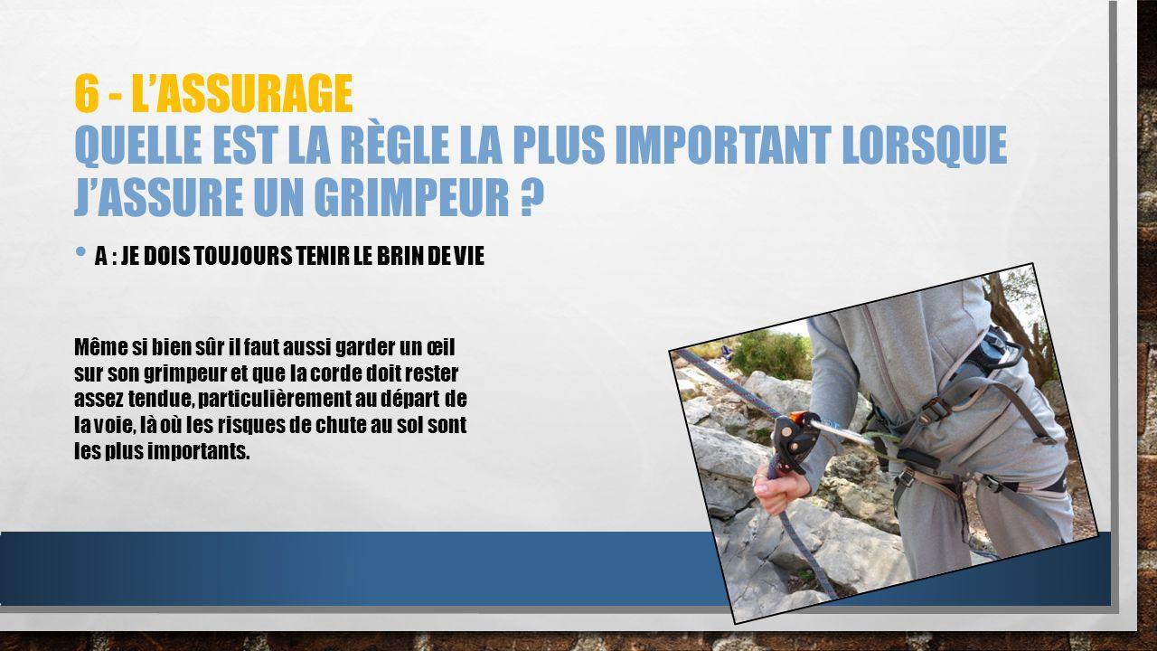 17 - VOCABULAIRE COMMENT SAPPELLE LE SYSTÈME DASSURAGE UTILISÉ .