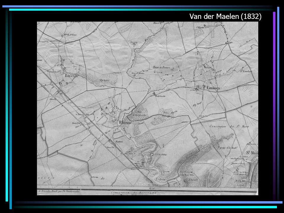 Van der Maelen (1832)
