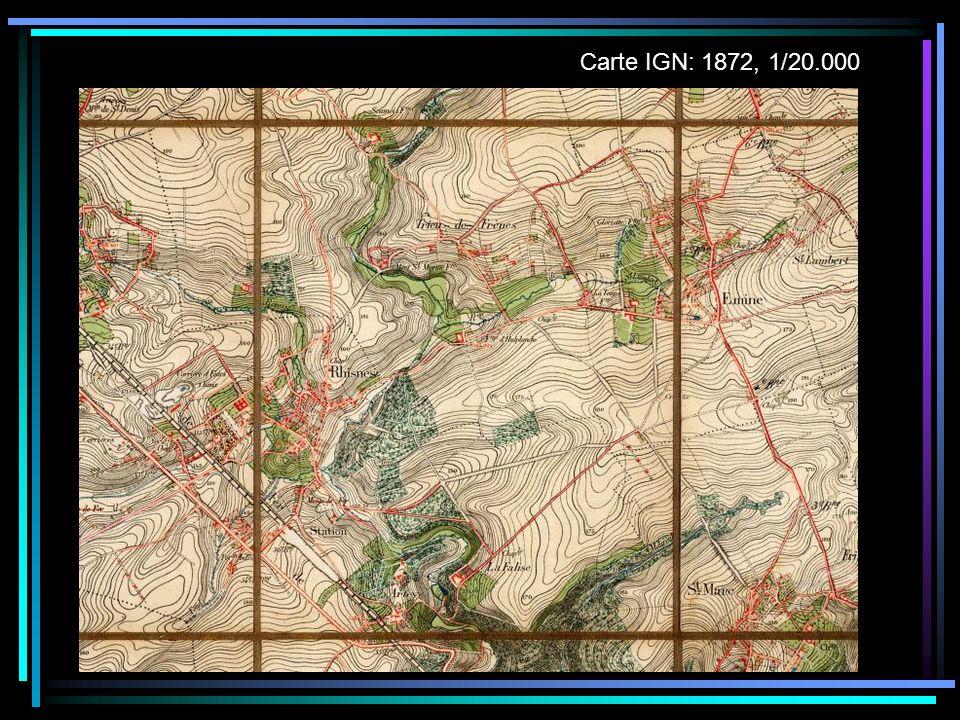 Carte IGN: 1902, 1/20.000