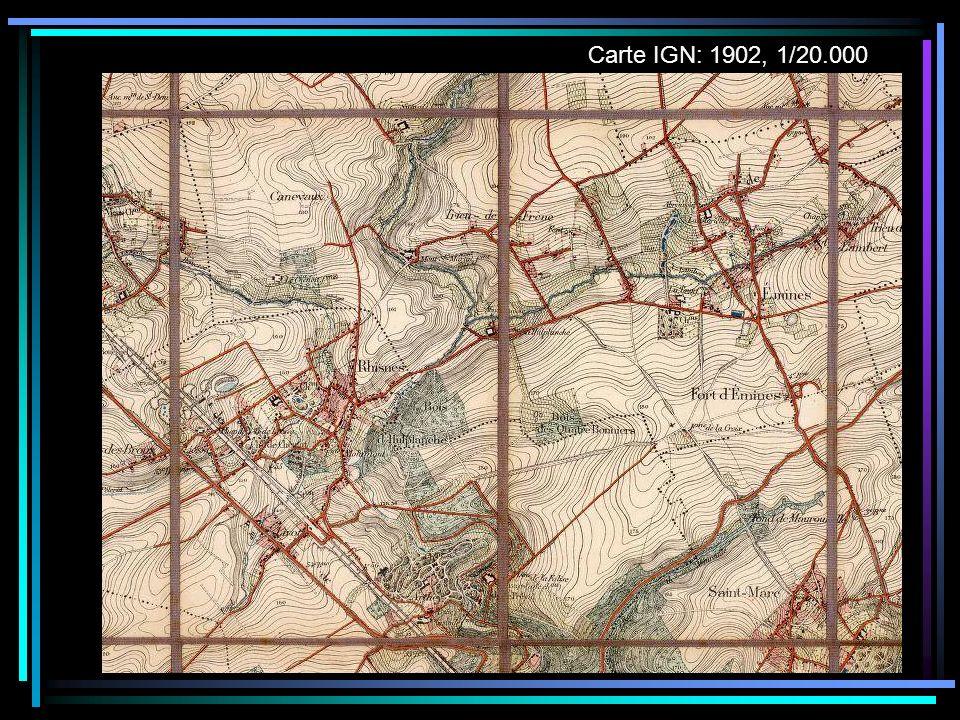Carte IGN: 1905, 1/20.000