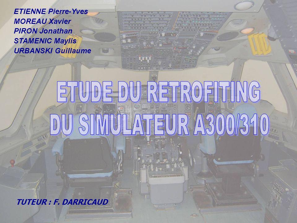ETIENNE Pierre-Yves MOREAU Xavier PIRON Jonathan STAMENIC Maylis URBANSKI Guillaume TUTEUR : F. DARRICAUD