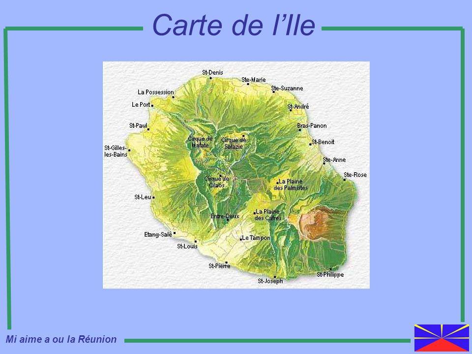 Cap sur lEntre-Deux : un des plus beaux villages de la Réunion.