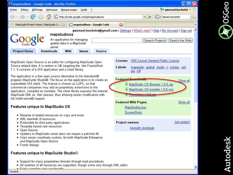 5© 2006 Autodesk Téléchargement
