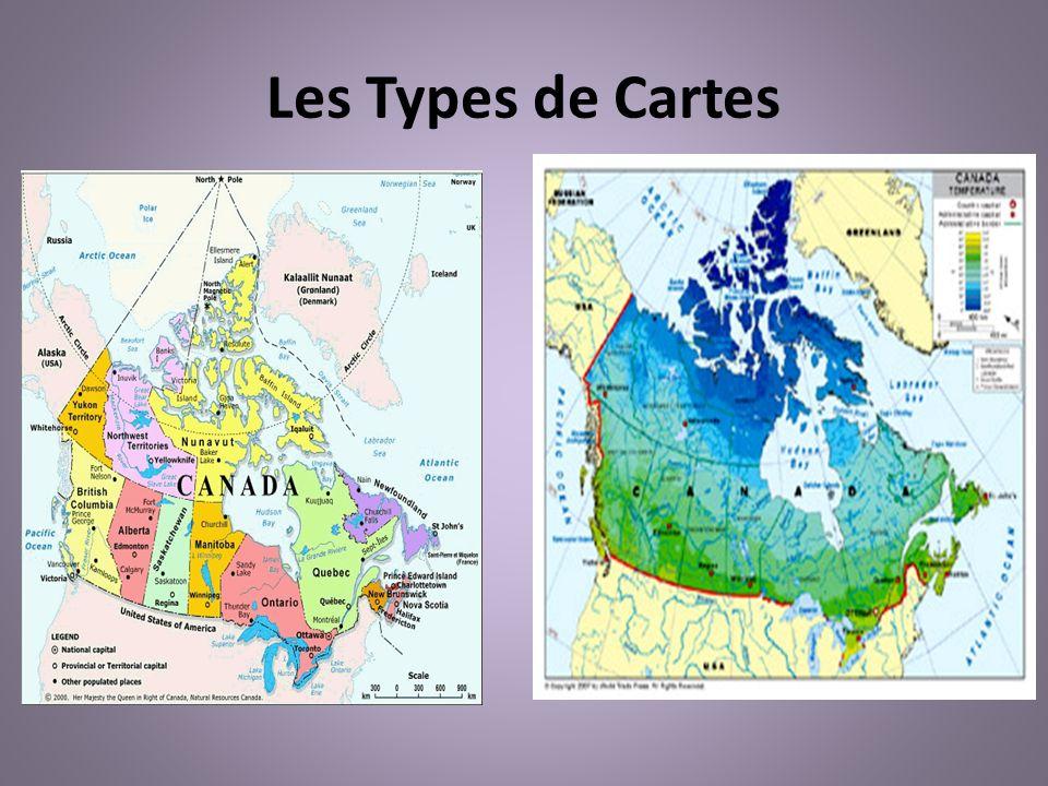 Quest-ce que cest UNE CARTE Une carte est un outil de communication qui représente des éléments de la Terre dessinées sur une surface plane.