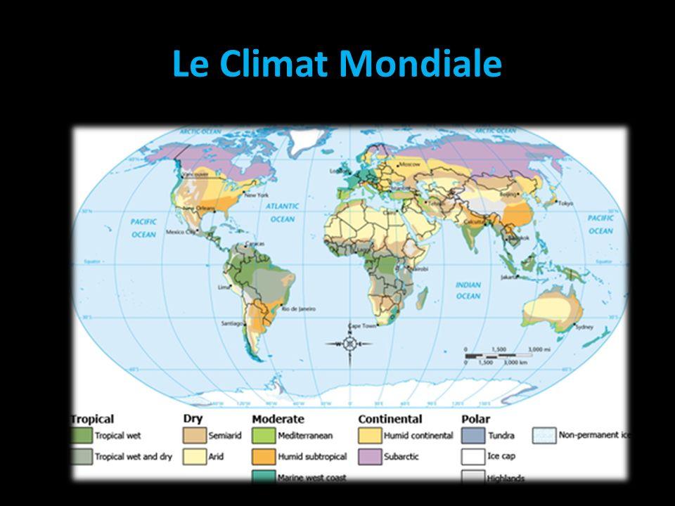 Le Climat Mondiale