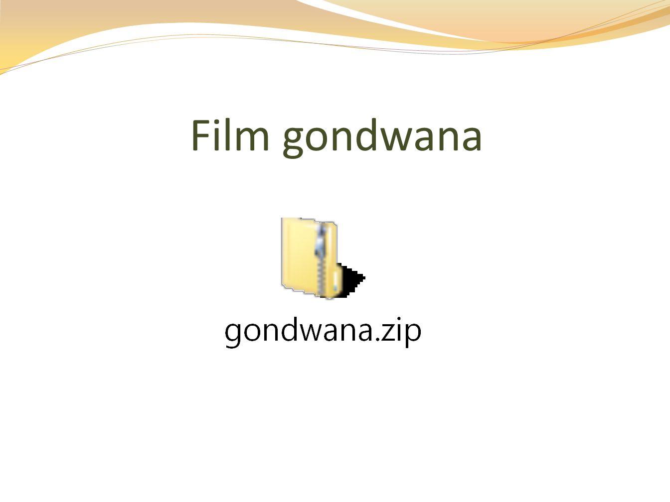 Film gondwana
