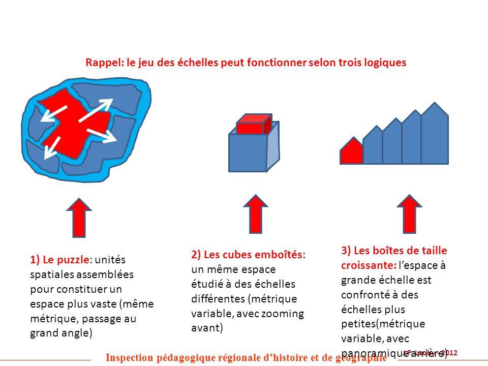 Inspection pédagogique régionale dhistoire et de géographie J.P.