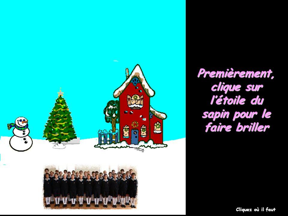 Une petite carte de Noël pour toi Diaporama