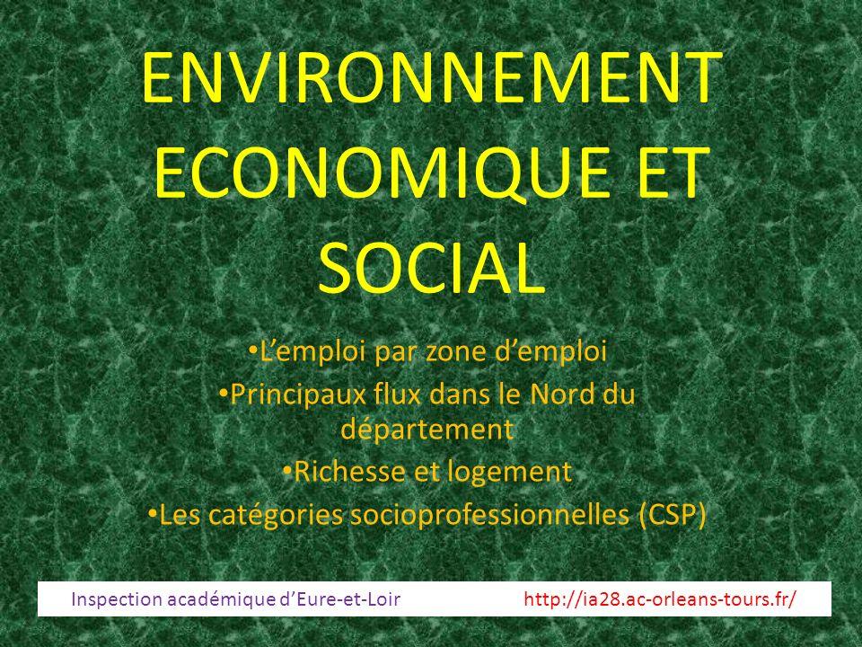 Evolution de la population en Région Centre Date de publication : 24/06/11 Inspection académique d Eure-et-Loir Source INSEE http://ia28.ac-orleans-tours.fr/ 4