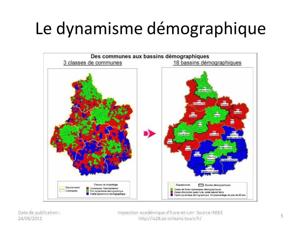 Lévolution démographique selon les soldes Date de publication :../../..