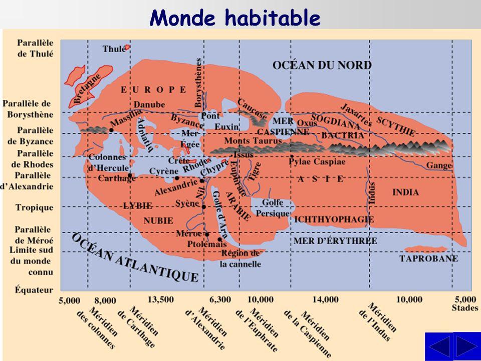Monde habitable