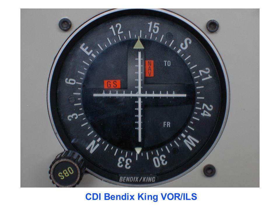 CDI Bendix King VOR/ILS