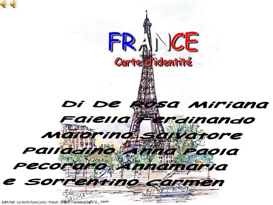 Géographie La France a la forme dun hexagone.