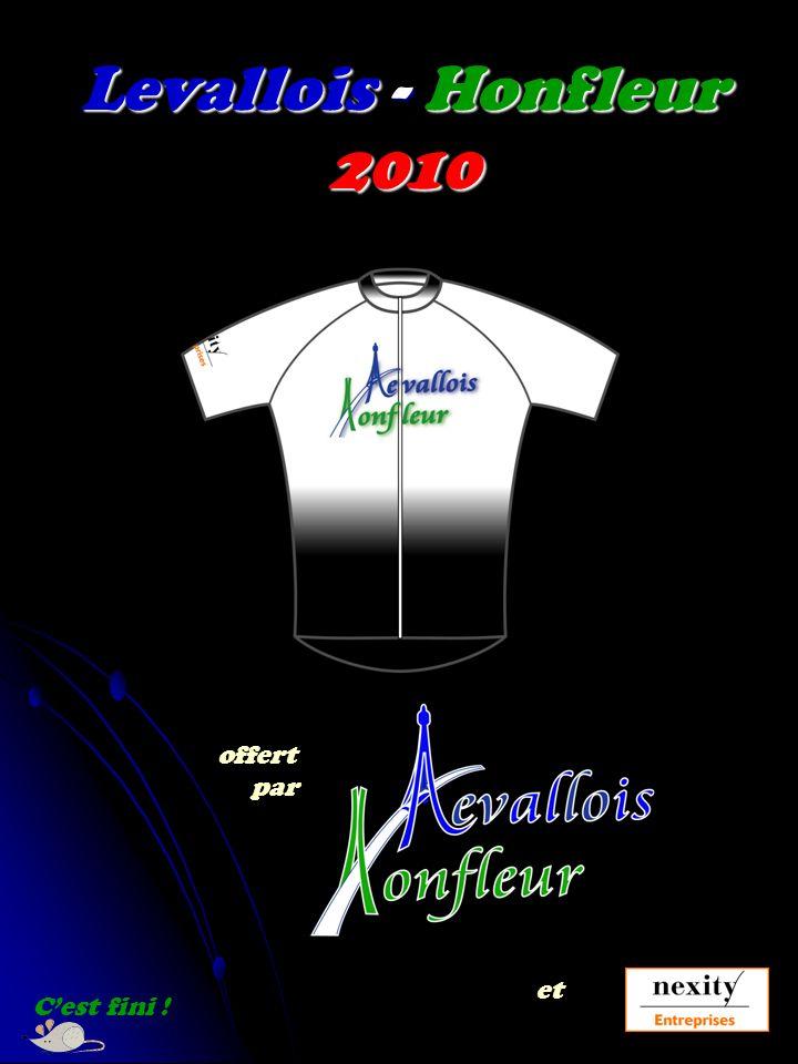 Levallois - Honfleur 2010 offert par et Cest fini !