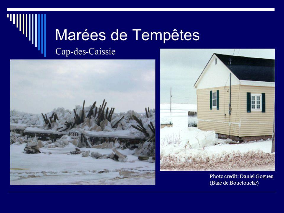 Marées de Tempêtes Cap-des-Caissie Photo credit: Daniel Goguen (Baie de Bouctouche)