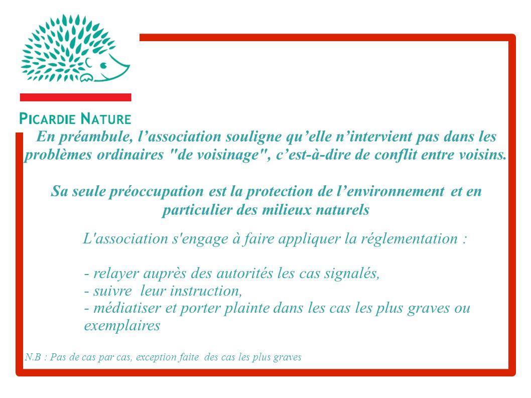 Retrouvez la rubrique Sentinelle de l environnement sur www.picardie-nature.org Guide réalisé avec le soutien de nos partenaires