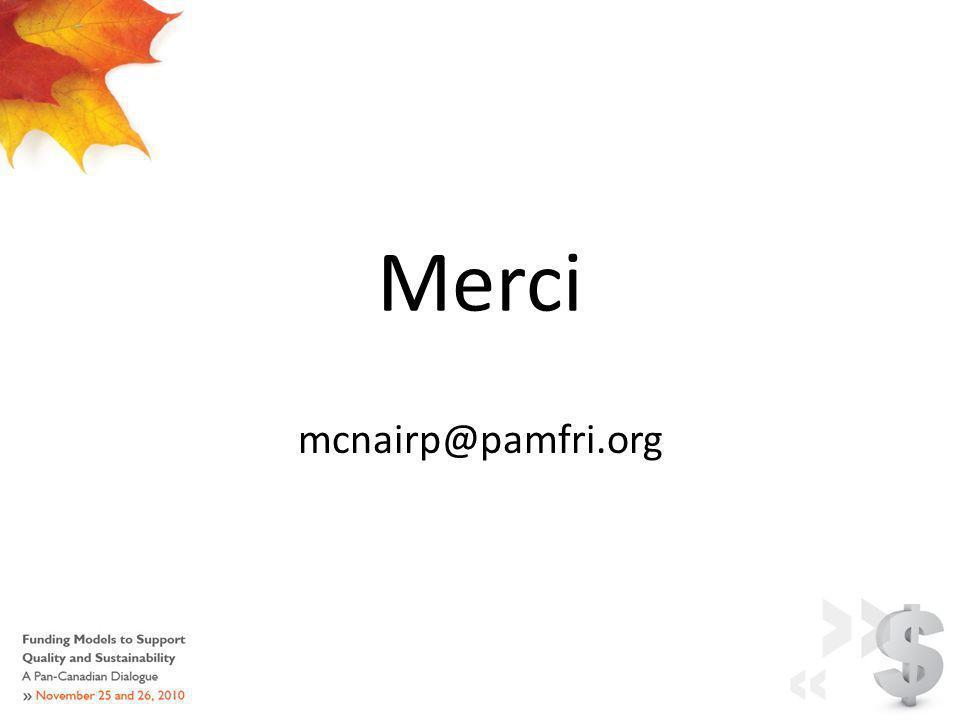 Merci mcnairp@pamfri.org