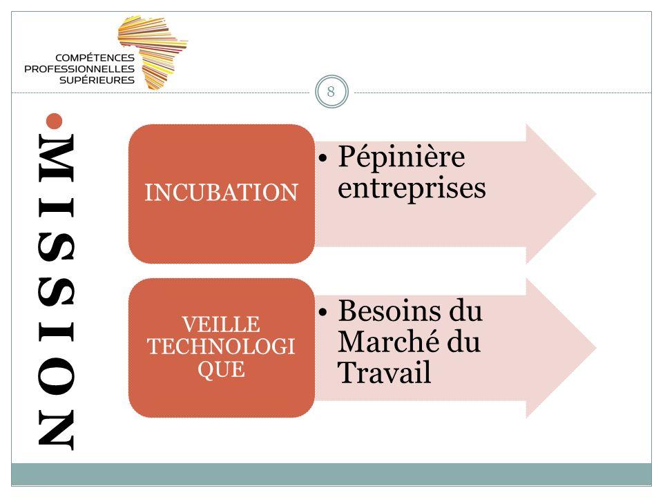 9 Importance des stages et des sorties de terrain sensibilisation Ecole Entreprises Interface M I S S I O N