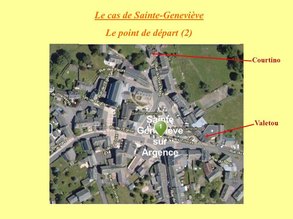 Valetou Courtino Le cas de Sainte-Geneviève Le point de départ (2)