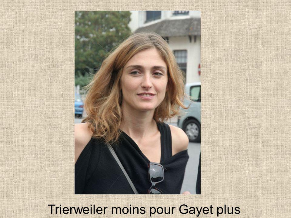 Et puis François se lâche… Dernière minute... Valérie Trierweiler a peut-être bien fait de garder son emploi de journaliste. En effet, la nouvelle maî
