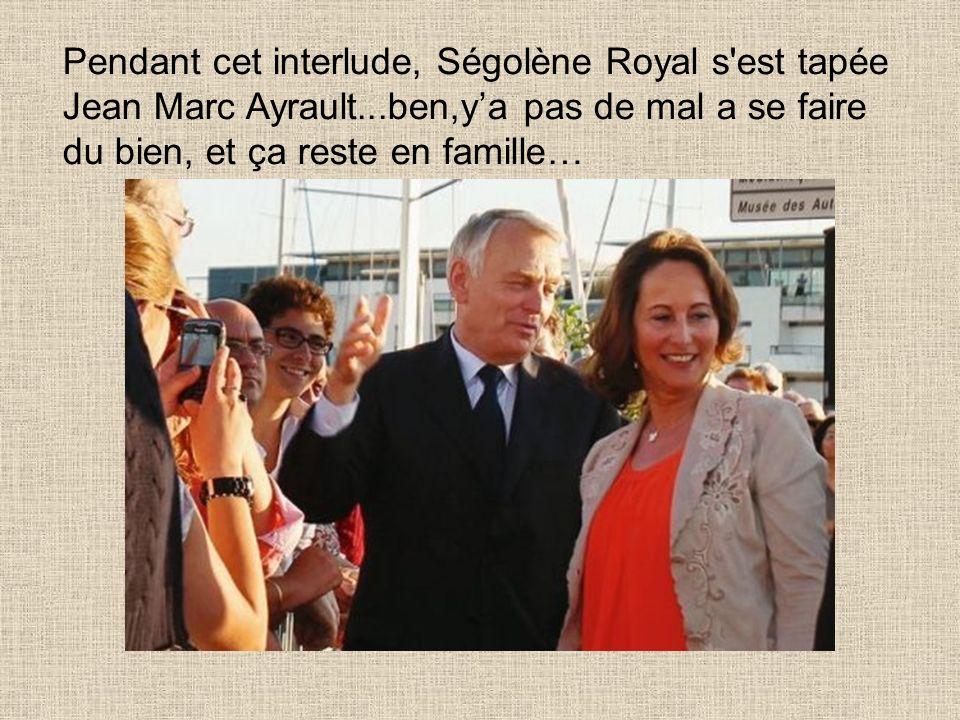 En même temps, notre Président a eu une autre fille, ELSA en 1988 avec Anne Hidalgo, première adjointe au maire de Paris, candidate au poste de Maire,