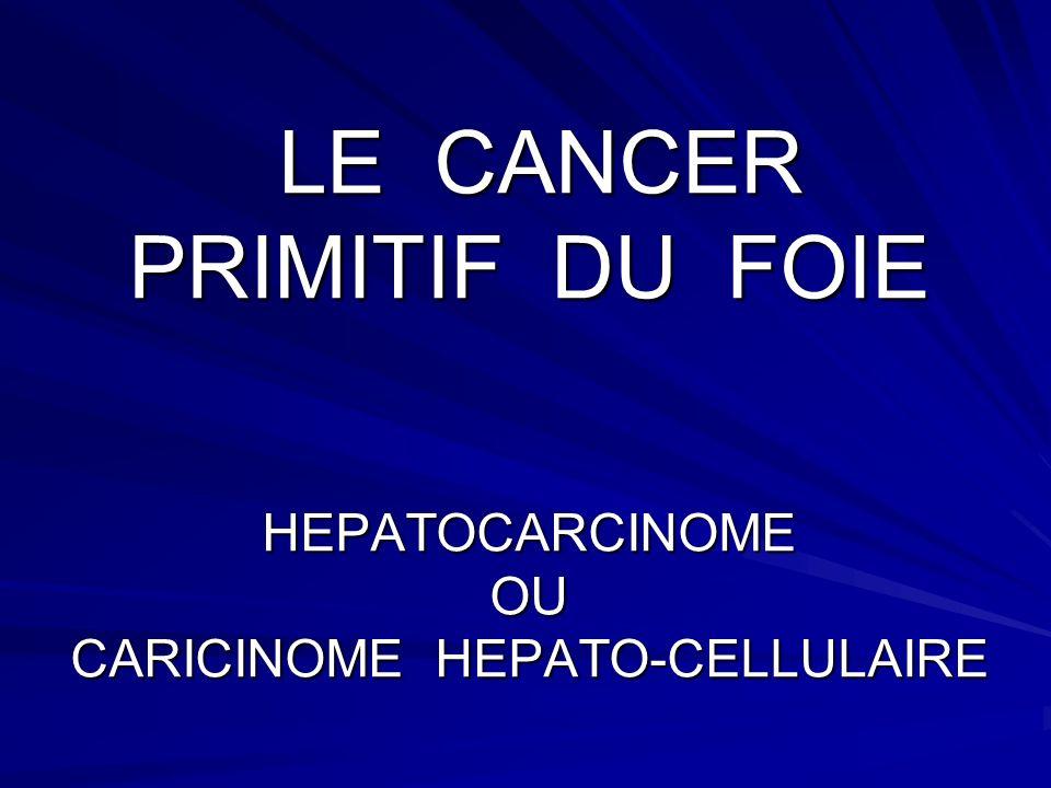 Ladénome: (exérèse obligatoire ) - cest un nodule dhépatocytes - influencé par la grossesse et les oestrogènes - qui peut dégénérer en cancer du foie - impose larrêt des contraceptifs oraux Dautres cirrhoses: - maladie de Wilson - déficit en alfa-1-antitrypsine - hépatite auto-immune Certains facteurs toxiques: - laflatoxine, produite par une levure (Aspergillus flavus) qui contamine les tourteaux darachide semble jouer un rôle important en cas de co-infection par le virus de lhépatite B (Afrique tropicale, orient )