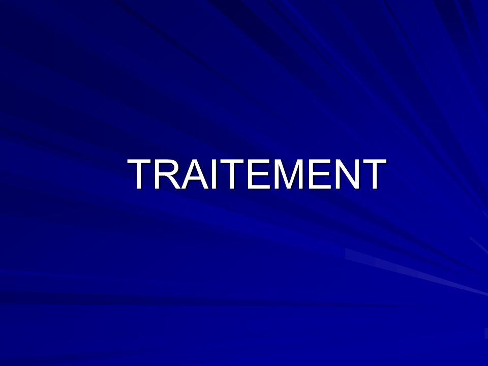 TRAITEMENT TRAITEMENT