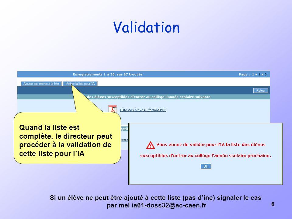 7 Les opérations à effectuer dans BE1D sont terminées Le directeur doit maintenant utiliser AFFELNET désormais disponible dans le portail dapplications des directeurs https://si1d.ac-caen.frhttps://si1d.ac-caen.fr/arenb/ Lapplication Affelnet apparaît