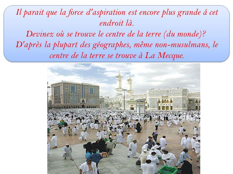 Voyons donc, mon cher frère musulman/ ma chère sœur musulmane, que quand tu te prosternes devant Le Seigneur de cet univers, tu n es pas seulement en train d adorer Allah, mais sans le savoir, tu es en train de purifier ton corps des éléments nuisibles à ta santé.