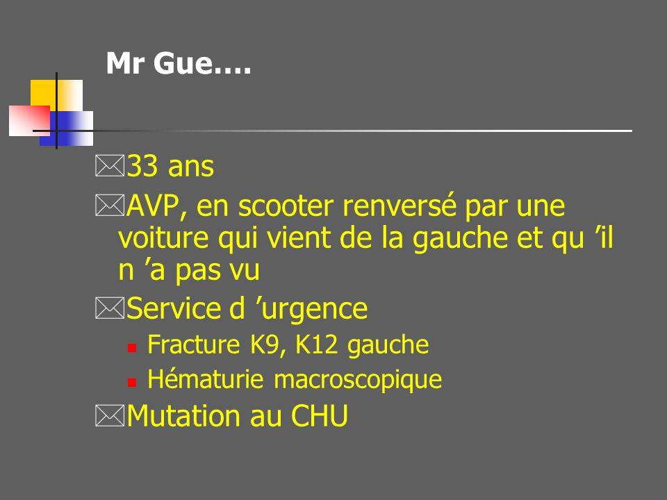 JL Descotes Service de chirurgie urologique CHU de Grenoble