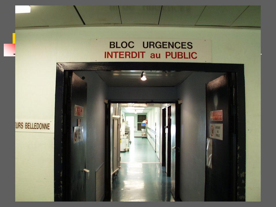 PATIENT à HEMODYNAMIQUE PRECAIRE Déchocage / U.S. intensifs Amélioration Choc Hémorragique Majeur BLOC Bilan UROREA