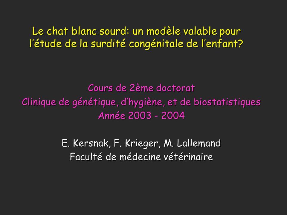 2ème doc 2003-2004 E.Kersnak, F.Krieger, M.Lallemand Objectifs de lexposé Analyse de larticle Analyse de larticle Discussion Discussion Elargissement Elargissement