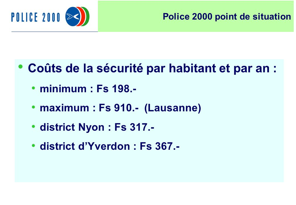 30 Processus police-secours Zone dEchallens