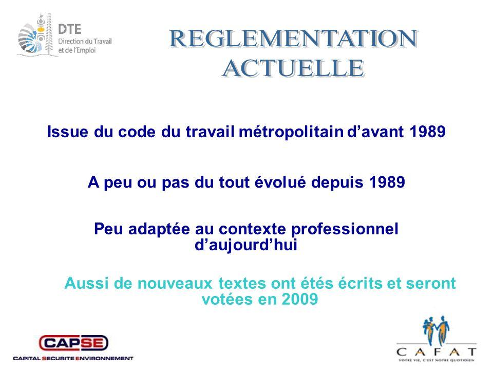 Appui/Conseil Evaluation des Risques Professionnels (EvRP) Retour dexpérience CAPSE NC