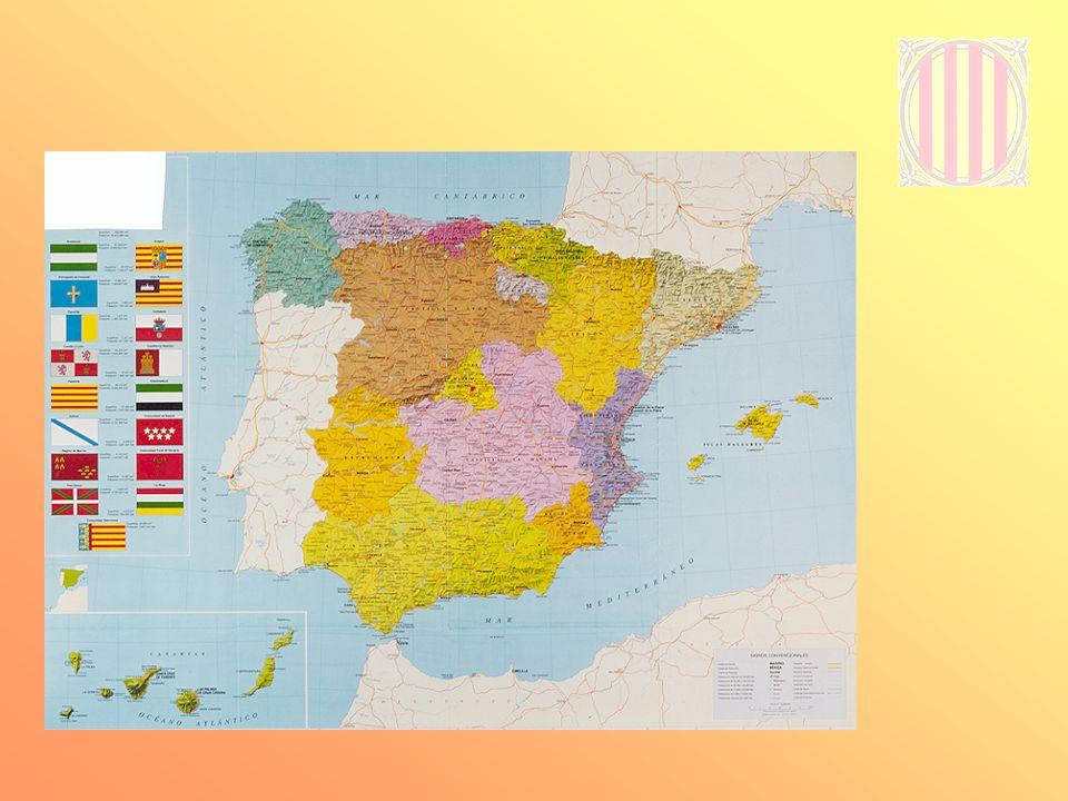 La Catalogne en Espagne: moyenne de la Catalogne de quelques données de base