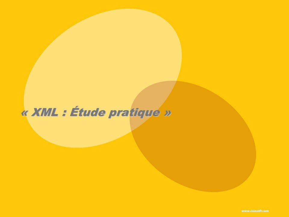« Mise à niveau : le web en 2003 » www.ixiasoft.com