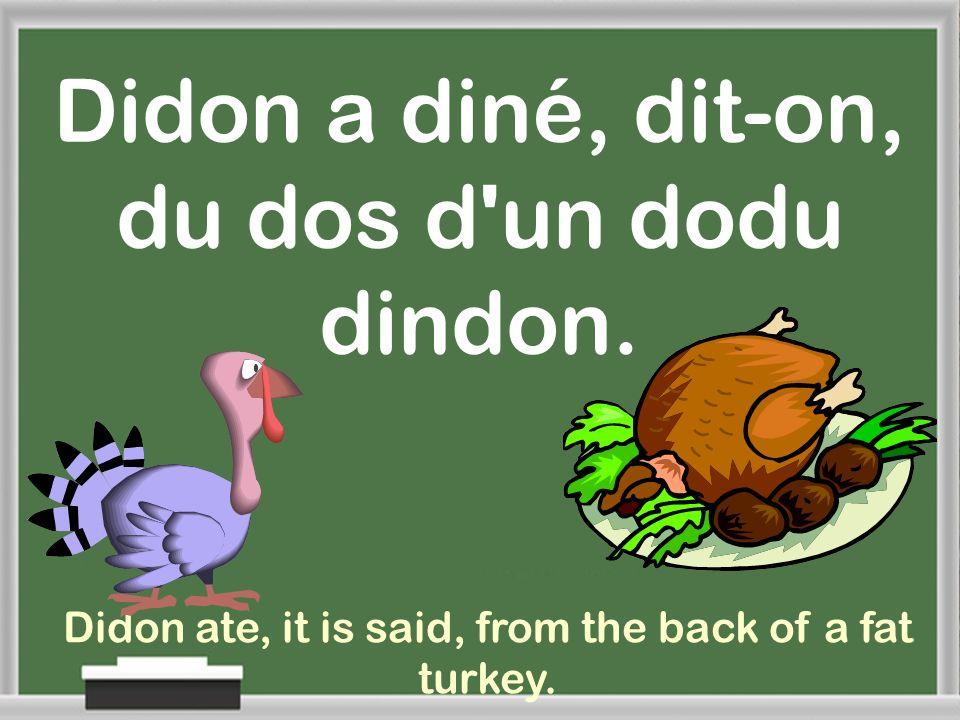Poisson sans boisson-c'est poison!. (To eat) fish without drinking wine is poison!