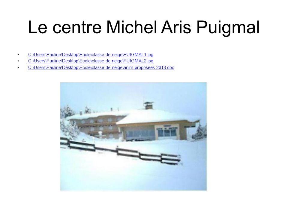 La station Avec un domaine skiable culminant à 2700 m, la station du Puigmal propose le sommet des pistes le plus haut des Pyrénées Françaises.