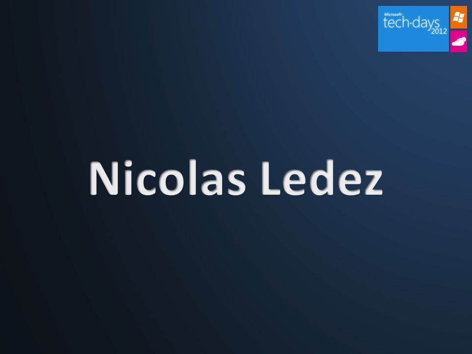 Nicolas Ledez