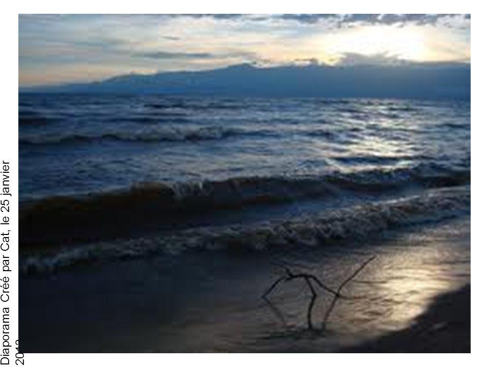 Diaporama Créé par Cat, le 25 janvier 2013 Où vont les eaux bleues Du Tanganyika