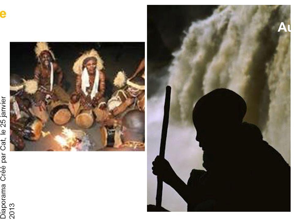 Diaporama Créé par Cat, le 25 janvier 2013 Des musiciens de Casamance Aux marabouts de Prétoria