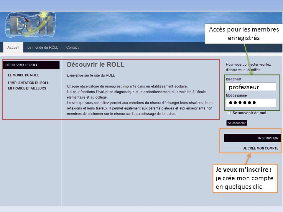Partie publique du site : Le Monde du ROLL Fondements et principes du ROLL, La charte du ROLL Réflexions théoriques de base sur la Lecture Contacter u
