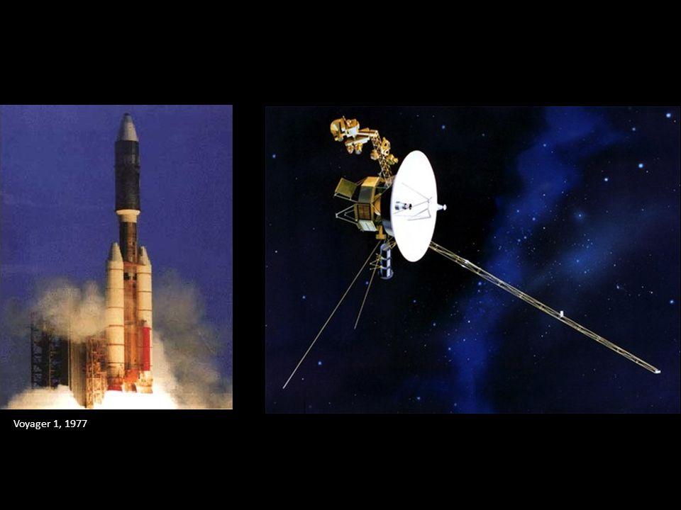 Voyager 1, 1977