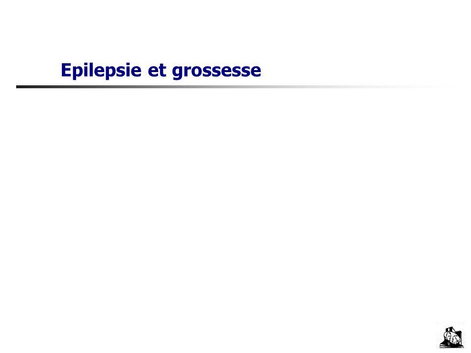 Epilepsie et grossesse