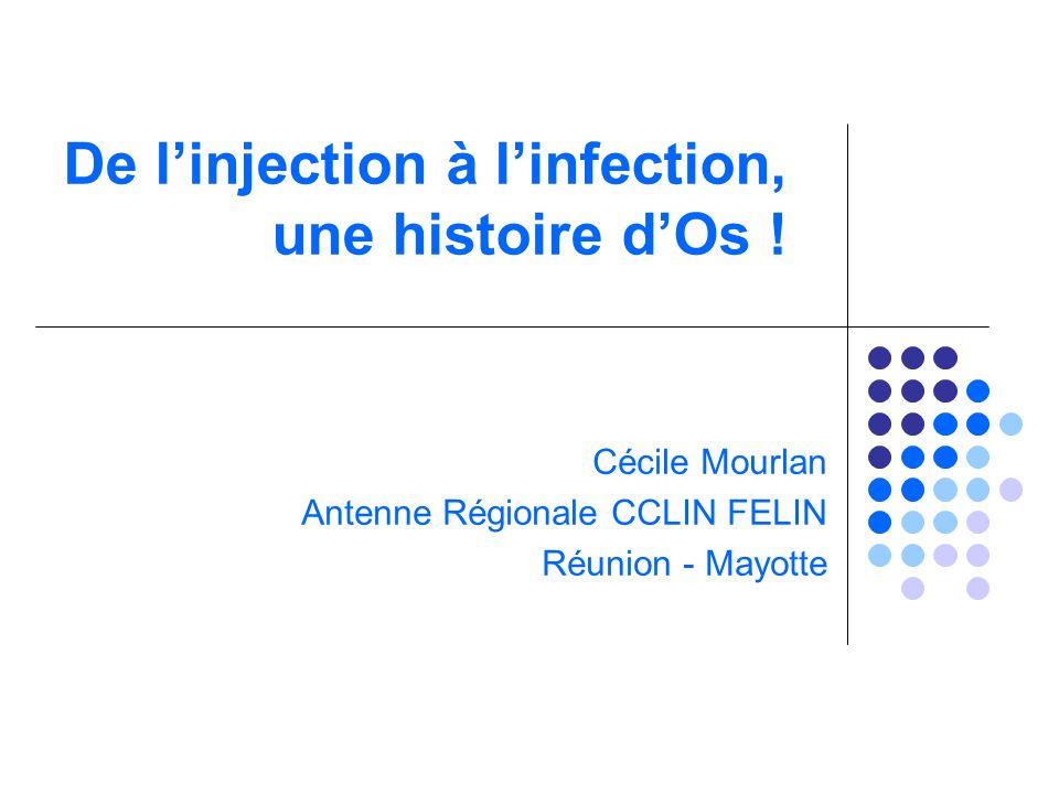 De linjection à linfection, une histoire dOs .