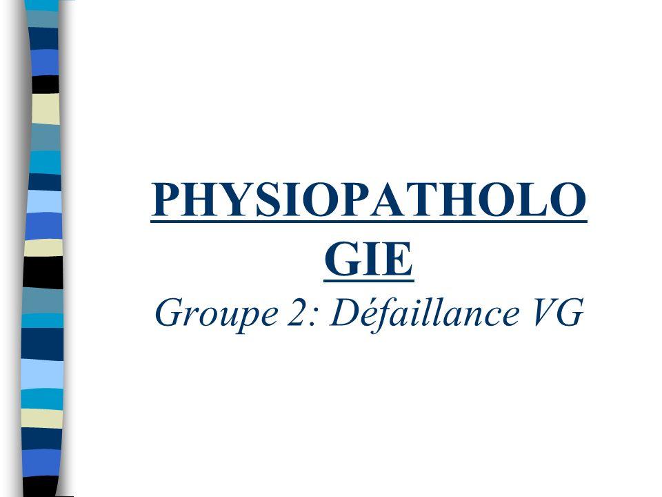 Pathologie Pulmonaire: Endothéline-1 Vasoconstriction Prolifération Oxide Nitrique Vasodilation Antiprolifération Prostacycline Vasodilation Antiproli